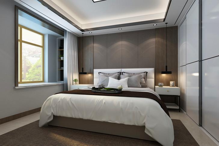 床头背景墙的各类材质分析